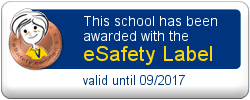 selo esafety label bronze